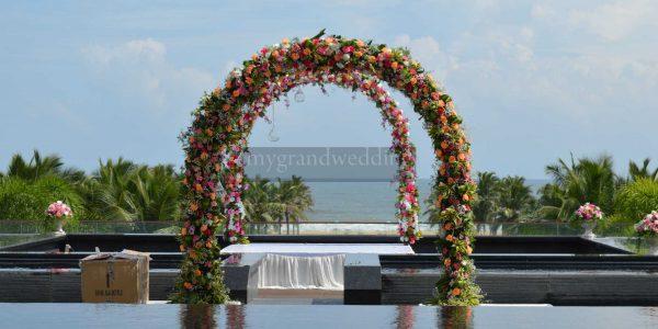 beach-wedding-chennai-sheraton grand-5